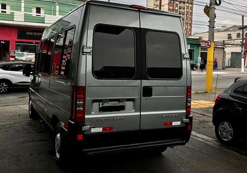 Locação de Van para Eventos