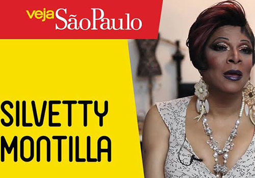 Drag Queen Silvetty Montilla