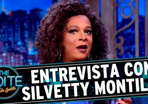 Drag Queen Silvetty Montilla