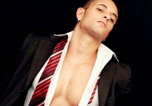 Gogo Boy Stripper Anderson