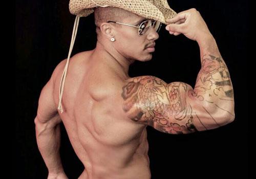 Gogo Boy Tequileiro e Stripper Vinny