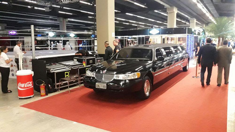 Locação de Limousine para Eventos